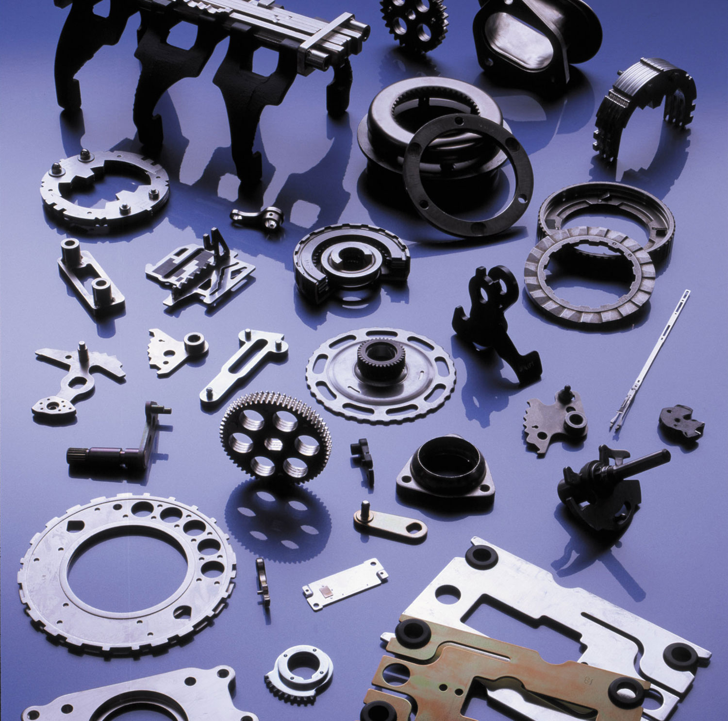 MPI Products LLC - fineblanking, metal stamping