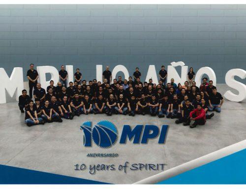 MPI Mexico – 10 Year Anniversary